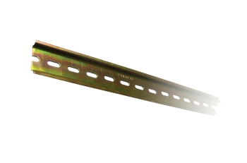 DIN-рейка перфорированная  ( 75мм.) EKF PROxima