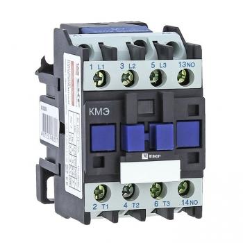 Контактор КМЭ малогабаритный 12А 400В 1NC EKF Basic