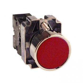 Кнопка BA41 красная NO EKF PROxima