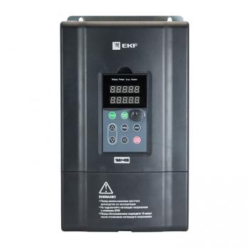 Преобразователь частоты 75/90кВт 3х400В VECTOR-100 EKF PROxima