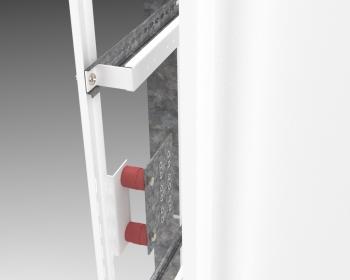 Устройство этажное распределительное встроенное типа УЭРВ EKF Basic 1300х1300х150