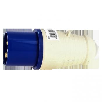 Вилка переносная 023 2Р+РЕ 32А 220В IP44 EKF PROxima