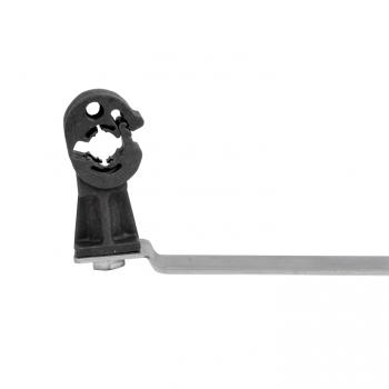 Держатель под черепицу с пластиковым фиксатором L=415 мм CZ EKF PROxima