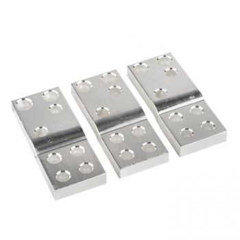 Комплект расширителей выводов прямые (3шт.) для ВА-99/1600 1000А 80мм EKF