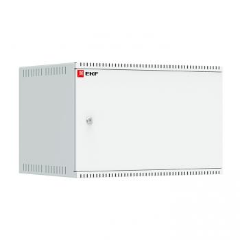 Шкаф телекоммуникационный настенный 6U (600х550) металл, Astra серия EKF PROxima