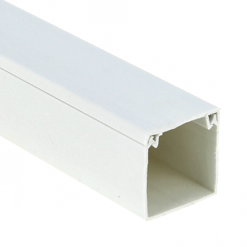 Канал кабельный   (40х40) (24м.) Plast EKF PROxima