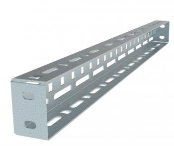 Широкая боковая рейка FORT для корпуса глубиной 800 (4шт.) EKF PROxima