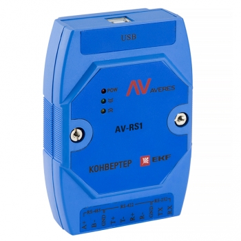 Конвертер протоколов AV-RS1
