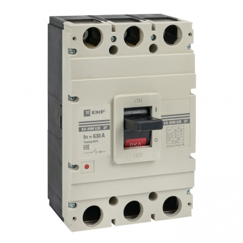 Выключатель автоматический ВА-99М  630/630А 3P 50кА EKF PROxima