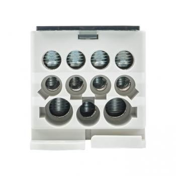 Блок распределительный КБР на DIN-рейку и монтажную панель 400A EKF PROxima