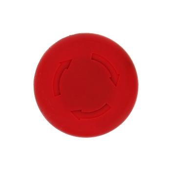 Кнопка SW2C-11MZ поворотная красная NO+NC Грибок EKF PROxima