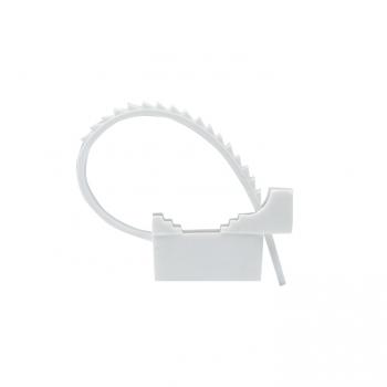 Крепеж ремешковый d=22 мм белый (100 шт.) EKF PROxima