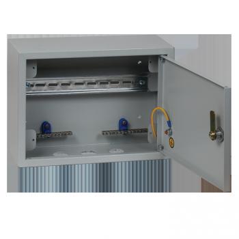 Щит распред. навесной ЩРН-24 с шинами (350х300х120) IP31 EKF PROxima
