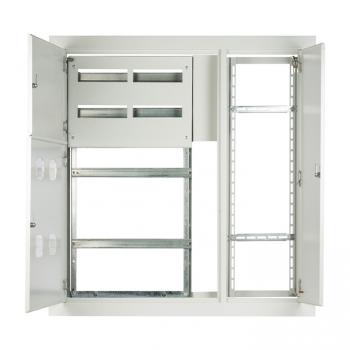 Щит этажный 4 квартиры усиленный без окон (1000х960х157) IP31 EKF Basic