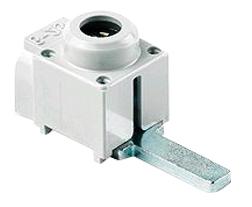 Зажим под проводник для совместного подключения с шиной PIN под переднее соединение (20 шт./упак.) EKF PROxima
