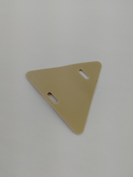 Биркамаркировочнаямягкая У-136М(100 шт.)треугольникEKF PROxima