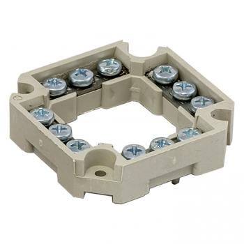 Клеммник для распаячных и универсальных коробок, шаг крепления 60мм EKF PROxima