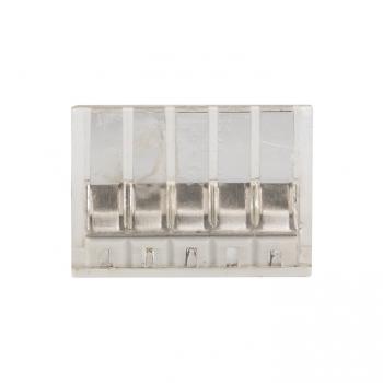 Клемма СМК 2273-245 (с пастой) 5 отверстий 0,5-2.5мм2 (4шт.) EKF PROxima