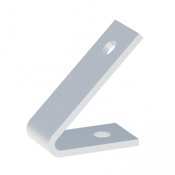 STRUT-пластина угловая 45гр. 4 отверстия HDZ EKF