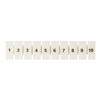 Маркеры для JXB-ST 4 с нумерацией 1-10 (10 шт.) EKF PROxima
