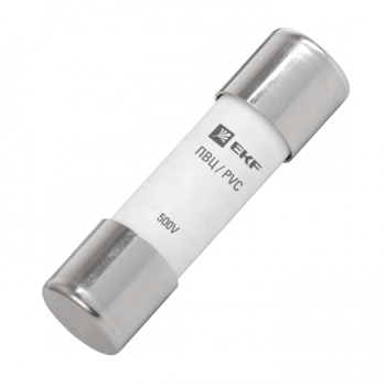Плавкая вставка цилиндрическая ПВЦ (22х58) 100А EKF PROxima