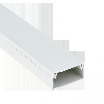 Канал кабельный (40х25) (24м) Plast EKF PROxima