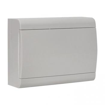 Щит распределительный ЩРН-П-12 (пром. упаковка) белая дверца IP41 EKF Basic