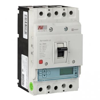 Автоматический выключатель AV POWER-1/3 160А 50kA ETU6.0
