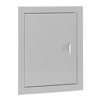 Люк ревизионный металл 200х300 (ШхВ внутр.) EKF Basic