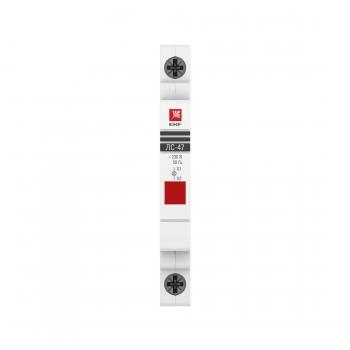 Лампа сигнальная ЛС-47 (красная) EKF PROxima