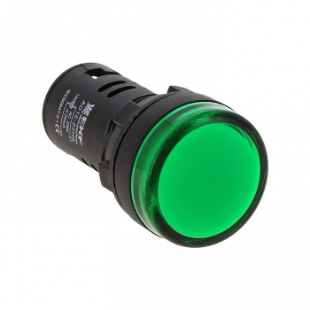 Матрица светодиодная AD16-22HS зеленая 12В AC/DC EKF PROxima