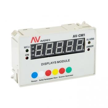 Модуль индикации и программирования AV-CM1