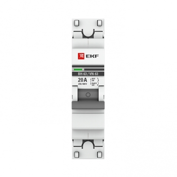 Выключатель нагрузки 1P 20А ВН-63 EKF PROxima