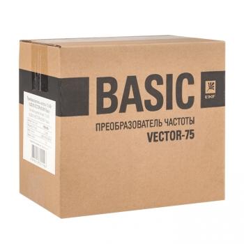Преобразователь частоты 1,5 кВт 1х230В VECTOR-80 EKF Basic