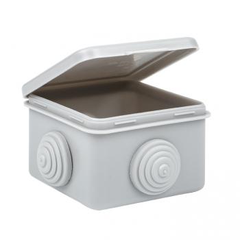 Коробка распаячная КМР-030-036 пылевлагозащитная, 4 мембранных ввода (65х65х50) розничный стикер EKF PROxima