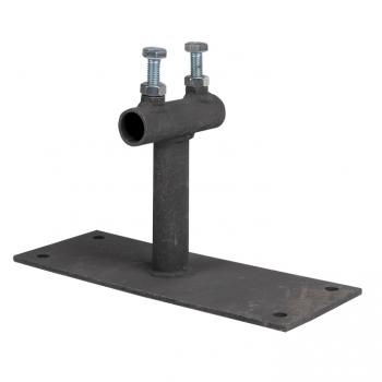 Держатель мачты молниеприемника к стене, D=20мм, вынос 100мм, для молниеприемника 16мм EKF PROxima