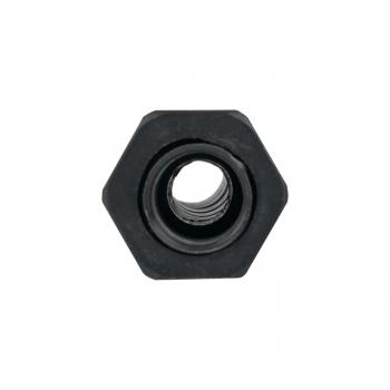 Сальник PG7 IP54 (100 шт) с гибким отводом d отв. 11 мм / d провод. 3-6,5 мм (чёрный) EKF PROxima