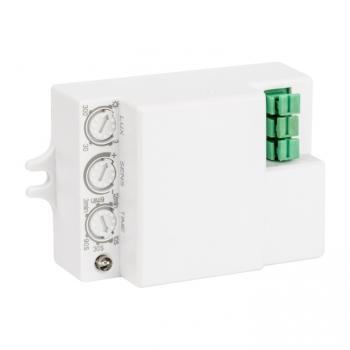 Микроволновый датчик движения белый 1200Вт 360гр. до 20м IP20 MW-706 EKF