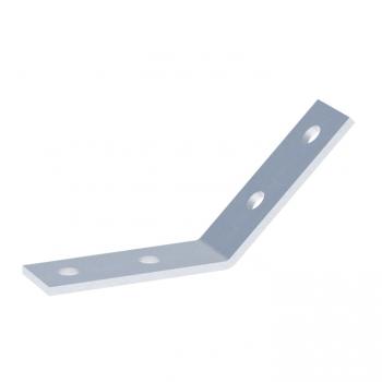 STRUT-пластина угловая 135гр. 4 отверстия HDZ EKF