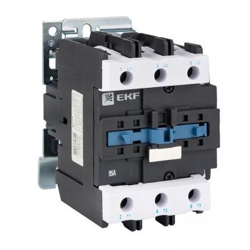 Пускатель электромагнитный серии ПМЛ-5160ДМ 95А 400В EKFBasic
