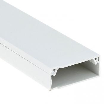 Канал кабельный   (80х40) (12м.) Plast EKF PROxima