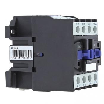 Контактор КМЭ малогабаритный 32А 230В 1NC EKF Basic