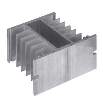 Радиатор для твердотельного реле 60А EKF PROxima