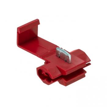 Ответвитель прокалывающий ОВ-1 0,5-1,5 мм2 красный (50шт.) EKF PROxima