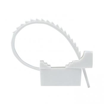 Крепеж ремешковый d=32 мм белый (50 шт.) EKF PROxima