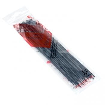 Хомут P6.6 стандартный (ч), 3.6x200 (50шт) FlexLock PROxima