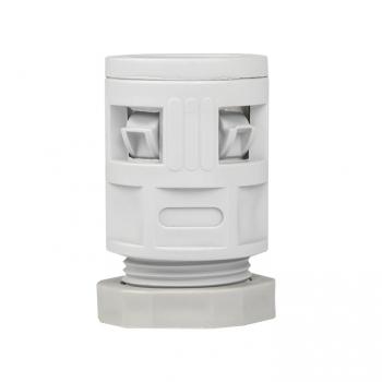 Коннектор для гофрированной трубы (16мм.) (50шт.) Plast EKFPROxima