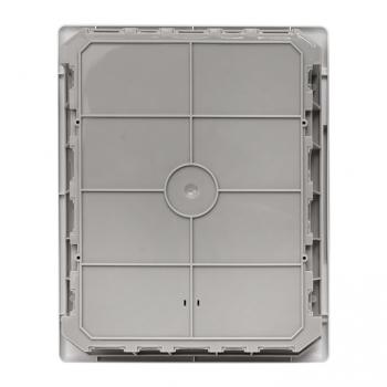 Щит распределительный ЩРВ-П-24 (пром. упаковка) белая дверца IP41 EKF Basic