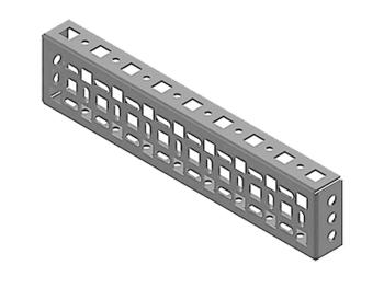Дверной монтажный профиль ДМП-400 Averes