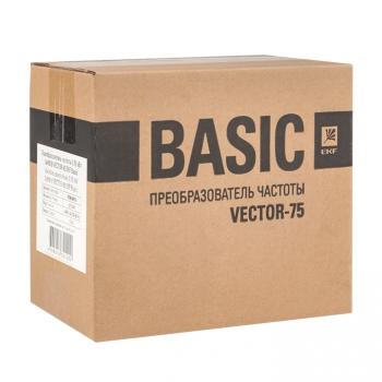 Преобразователь частоты 0,75 кВт 3х400В VECTOR-80 EKF Basic